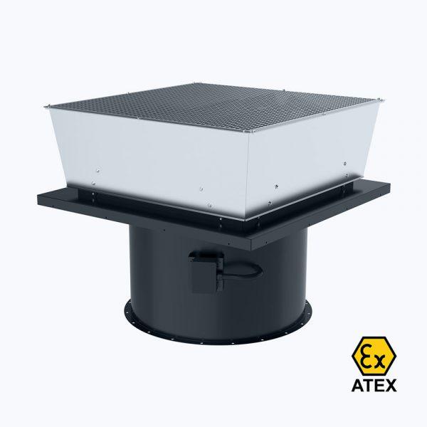 3.1.2 Roof AV Atex (voor)
