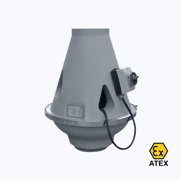 4.5 VN Plastic Duct Atex